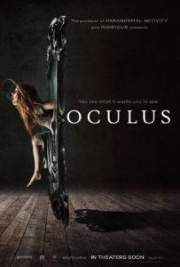Affiche film Oculus