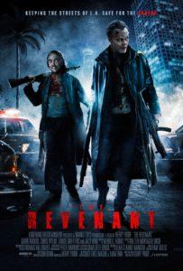 Affiche film The Revenant