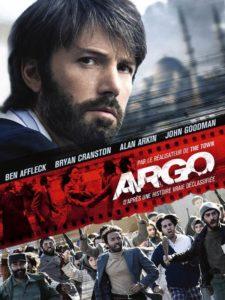 Affiche film Argo Ben Affleck