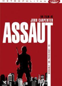 Affiche film Assault on precint 13 John Carpenter