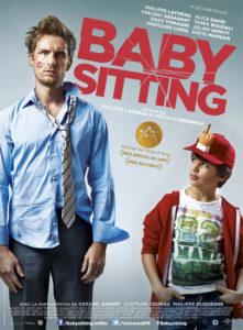 Affiche film Babysitting