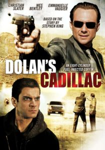 Jaquette DVD Cadillac Dolan Christian Slater