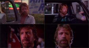 Chuck Norris Invasion USA festival acting