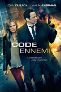 Affiche film Code ennemi The numbers station