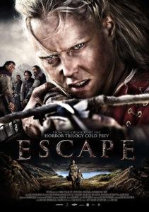 Affiche film Dagmar ame des vikings Escape Flukt