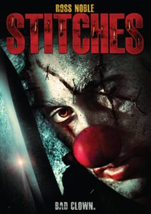 Affiche film Stitches Dark Clown Conor McMahon Ross Noble