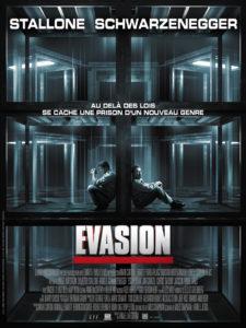 Evasion Sylvester Stallone Arnold Schwarzenegger