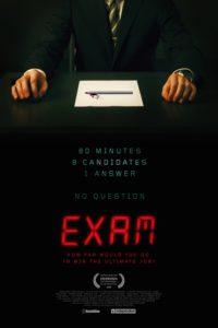 Affiche film Exam Stuart Hazeldine