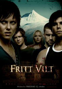 Affiche film Fritt Vilt Cold Prey