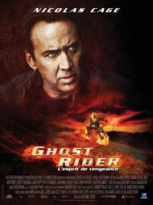 Affiche film Ghost Rider 2 Esprit de Vengeance
