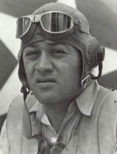 Gregory Boyington pilote