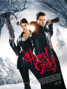 Hansel et Gretel Witch Hunters 3D