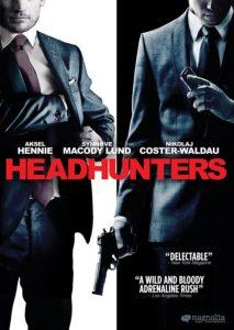 Affiche film Headhunters