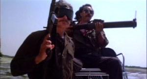 Invasion USA mercenaires moustaches