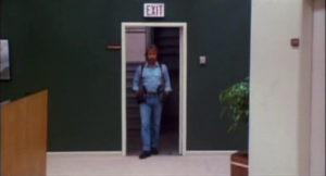 Invasion USA Chuck Norris exit
