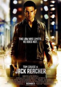 Affiche film Jack Reacher Tom Cruise