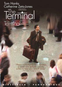 Affiche film Le Terminal Tom Hanks