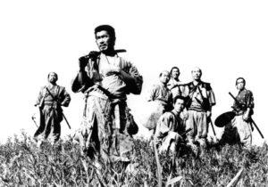 Les septs samourais