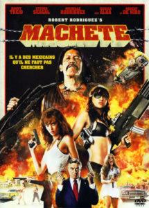 Affiche film Machete Danny Trejo