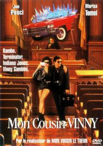 Affiche film Mon cousin Vinny