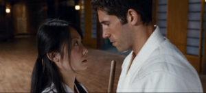 Ninja Scott Adkins romance