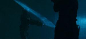 Ninja Scott Adkins sabre laser