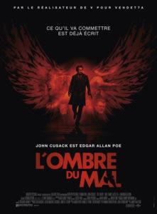 Affiche film The Raven L'ombre du mal