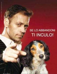 Rocco Siffredi abandon animaux
