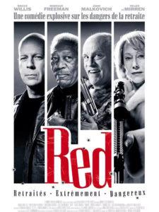 Affiche film Red
