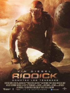 Affiche film Riddick Vin Diesel