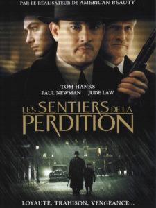 Affiche film Les sentiers de la perdition Tom Hanks