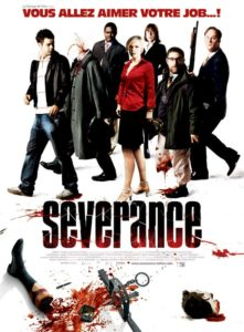 Affiche film Severance