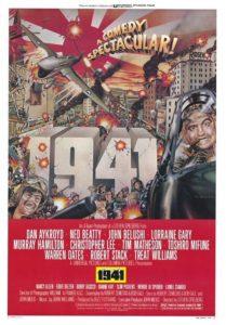 Affiche film 1941 Steven Spileberg