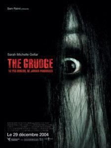 Affiche film The Grudge Shimizu Takashi