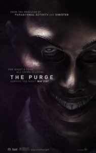 Affiche film American Nightmare The Purge
