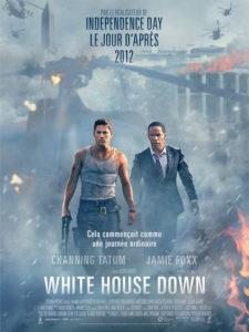 Affiche film White House Down