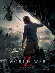 Affiche film World War Z Marc Forster 2013