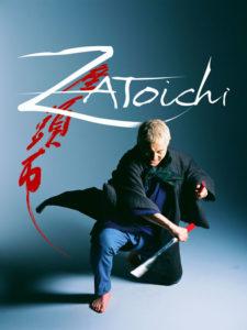 Affiche film Zatoichi Takeshi Kitano