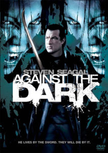 Jaquette DVD Against the dark Steven Seagal