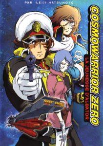 Cosmowarrior Zero la jeunesse d'Albator Leiji Matsumoto