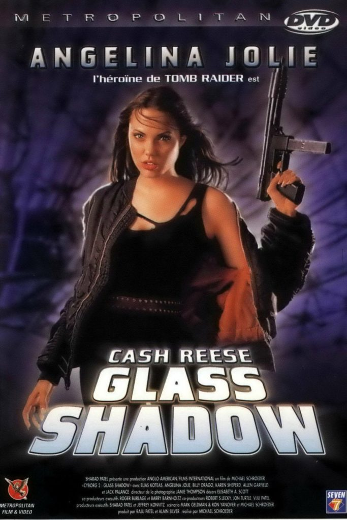 DVD Cyborg 2 Cash Reese Glass Shadow Angelina Jolie