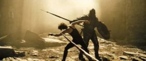 Doomsday combat gladiateur