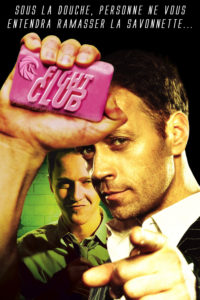 Affiche film Fight Club Rocco Siffredi