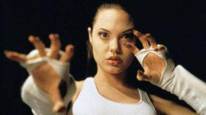 Angelina Jolie Cyborg 2 Cash Reese Glass Shadow