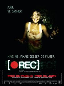 Affiche film Rec zombies