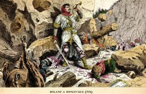 Roland bataille de Roncevaux