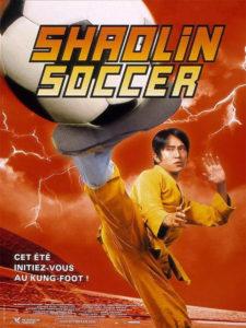Affiche film Shaolin Soccer Stephen Chow