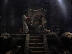 The Order duel final à l'épée