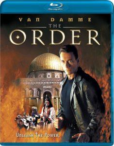 Jaquette Blu-ray The Order Jean-Claude Van Damme