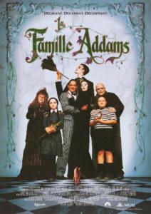 Affiche film La famille Addams